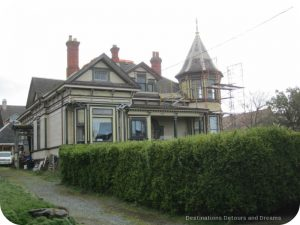 Muirhead House, to be the second exhibit in Victoria's Architectural Heritage Museum