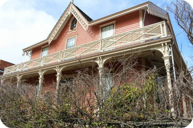 A tour of heritage Wentworth Villa in Victoria, British Columbia showcases history and restoration efforts as it prepares to house the Architectural Heritage Museum