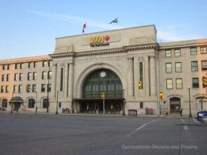 Winnipeg's Union Station