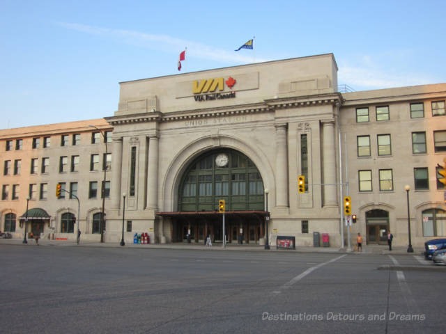Winnipeg's Union Station