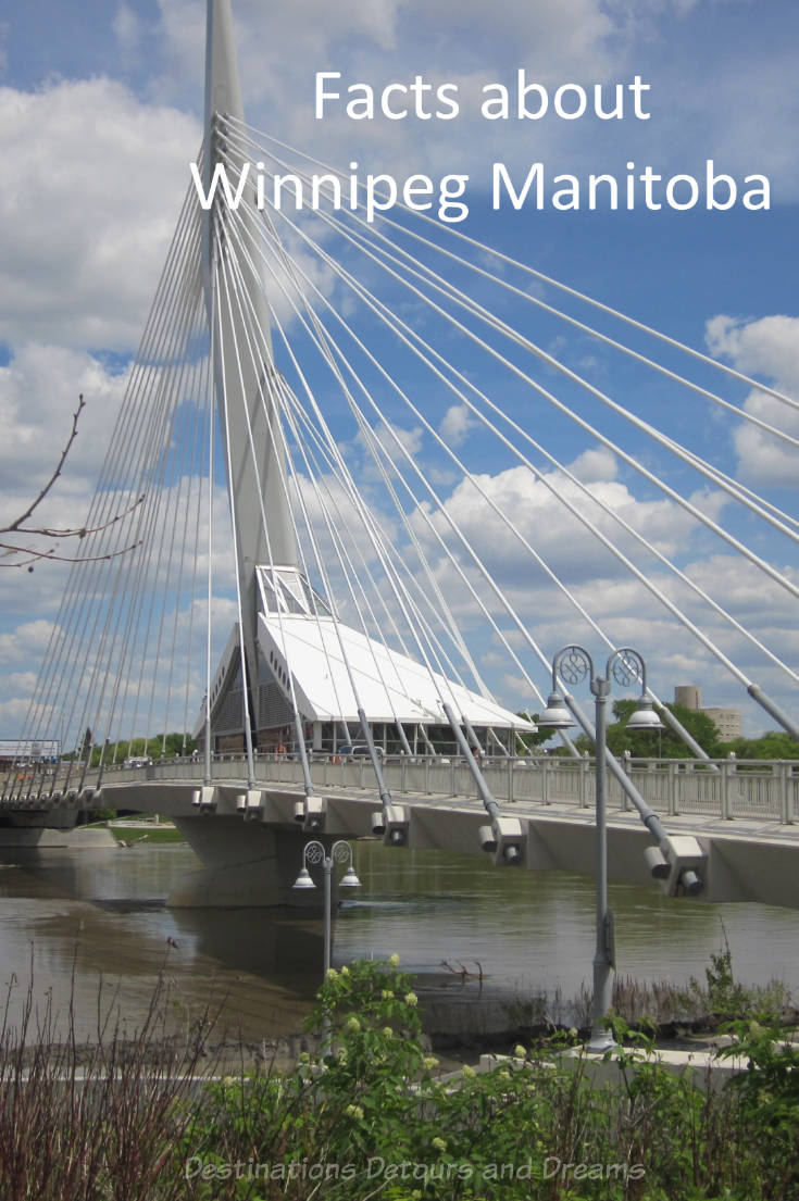 Fun and serious facts about Winnipeg, Manitoba
