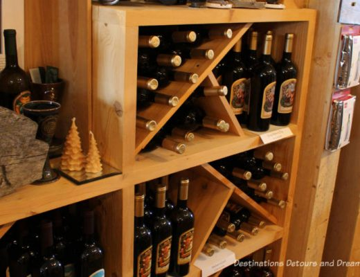 Honey wine tour at Chinook Arch Meadery in Okotoks, Alberta