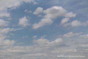 Canadian Prairie Summer Road Trip Photo Story: endless sky