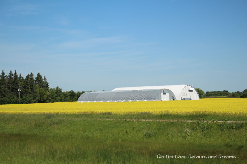 Canadian Prairie Summer Road Trip Photo Story