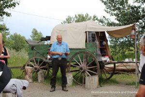Alberta Ranching History at Bar U Ranch