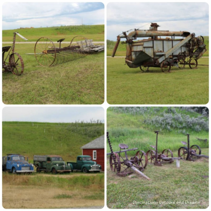 Alberta Ranching History at Bar U Ranch