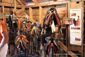 Ranching History at Bar U Ranch