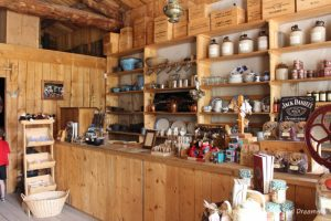Store in in Heritage Park Historical Village in Calgary, Alberta