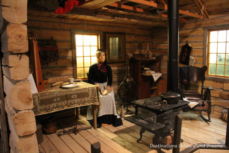 New Iceland Heritage Museum: Icelandic Roots In Gimli, Manitoba