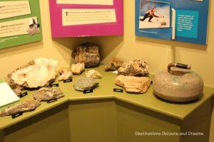 Rocks at New Iceland Heritage Museum: Icelandic Roots In Gimli, Manitoba