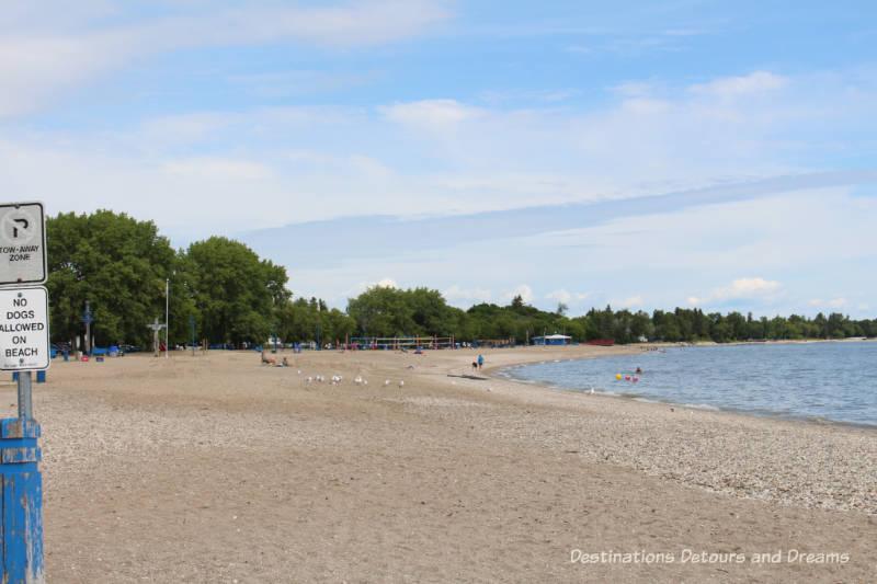 Gimli Beach, Manitoba