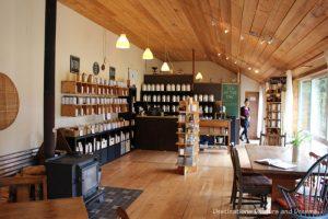 A Sweet Visit to Westholme Tea on Vancouver Island. Tea, pottery, sweets on a Canadian tea farm.