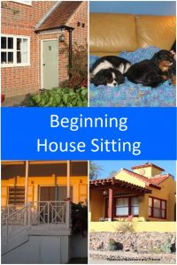 About the experience and adventure of getting started with house-sitting