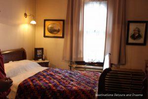 Bedroom in Dalnavert Museum, Winnipeg, Manitoba