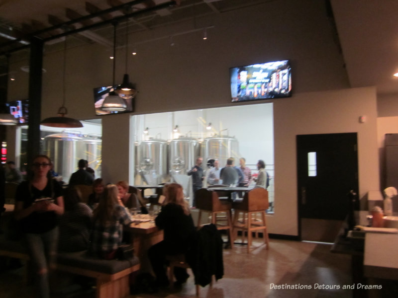 Winnipeg Ale Trail: One Great City Brewing Company
