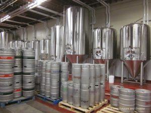 Winnipeg Ale Trail: touring Torque Brewing Co.