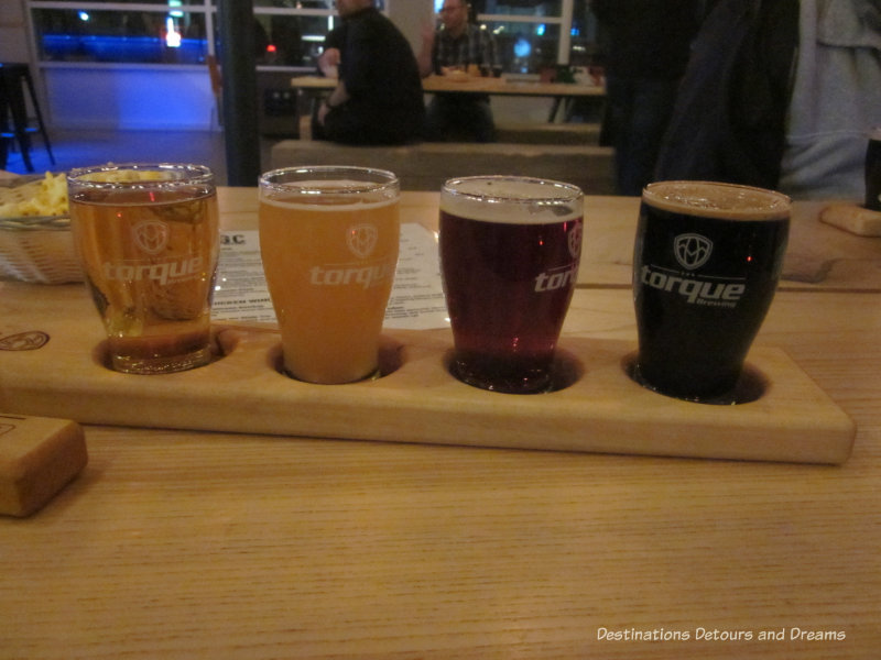 Winnipeg Ale Trail: touring microbreweries in #Winnipeg Manitoba #craftbeer #ale