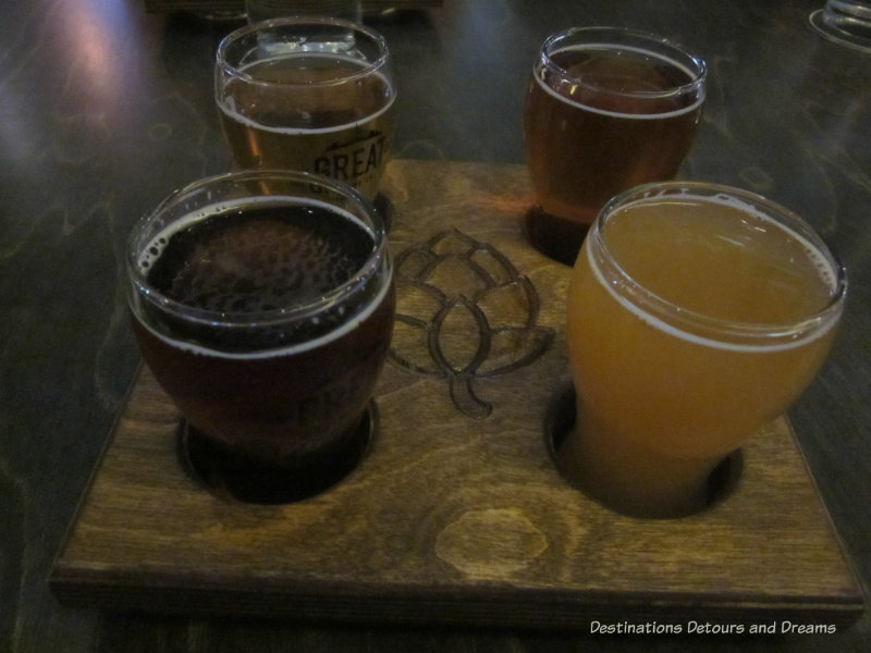 Winnipeg Ale Trail: touring craft breweries in #Winnipeg Manitoba #craftbeer #ale