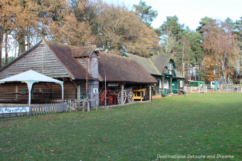 150 years of British country life history at Rural Life Centre in Tilford, Surrey