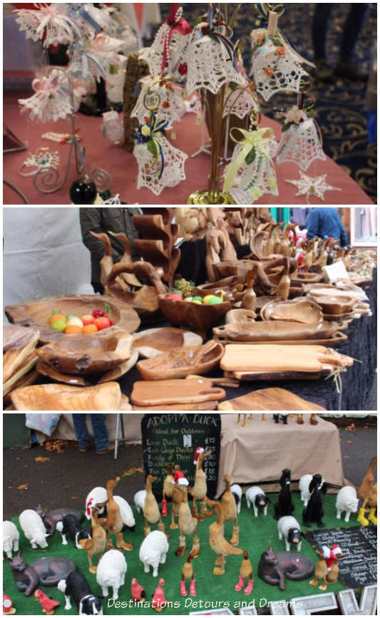 Haslemere Christmas Market: A lovely one-day community Christmas market in a rural British market town