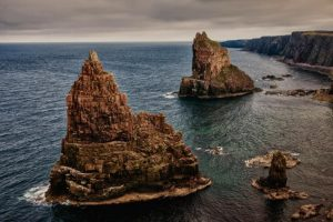 Mystery and Magic – Exploring Scotland's Historic Sights: Rock Stacks of Duncansby