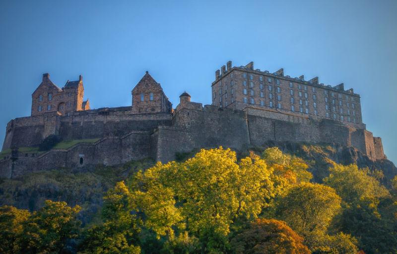 Mystery and Magic – Exploring Scotland's Historic Sights: Edinburgh Castle