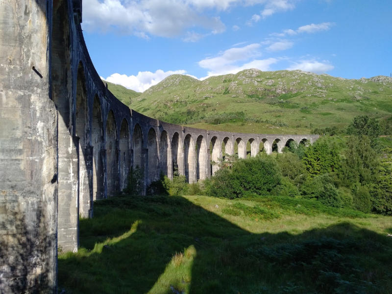 Mystery and Magic – Exploring Scotland's Historic Sights: Glenfinnan Viaduct
