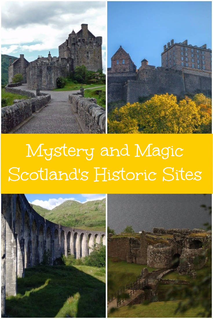 Mystery and Magic – Exploring Scotland's Historic Sights
