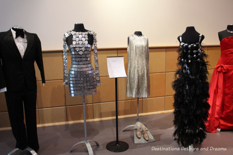 Dressing Up: Celebrating Canada's New Years Through The Decades. Highlights from the Eve of Elegance Exhibit by the Costume Museum of Canada