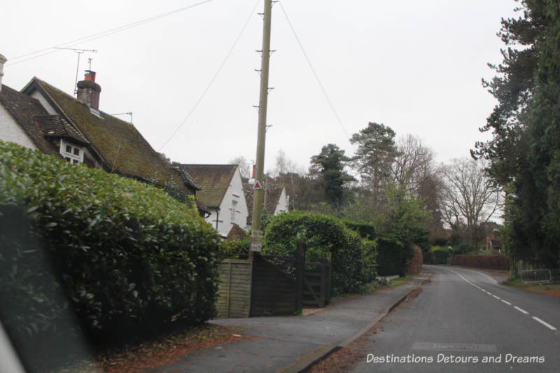 The House Sitting Experience - a country lane near in the area