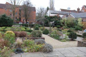 Victoria Garden. Augustus Toplady