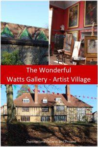 Watts Gallery - Artists Village