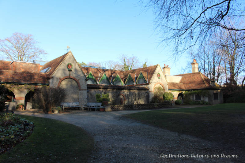 Watts Gallery - Artists' Village in Compton, Surrey: art gallery, museum, historic house