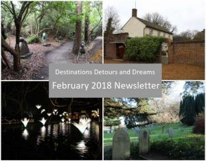 Destinations Detours and Dreams February Newsletter