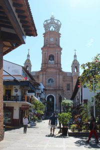 Our Lady of Guadalupe Church in Puerto Vallarta, Mexico