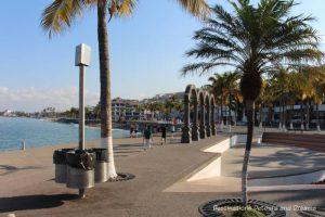 Impressions of Puerto Vallarta: Los Arcos ampitheatre