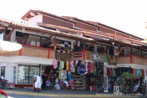 Impressions of Puerto Vallarta: street markets