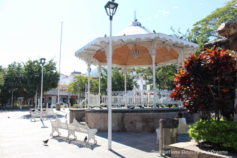 Puerto Vallarta main square