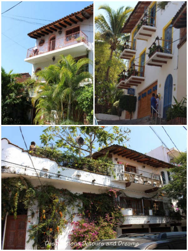 The Colourful Architecture and History of Gringo Gulch, Puerto Vallarta, Mexico:
