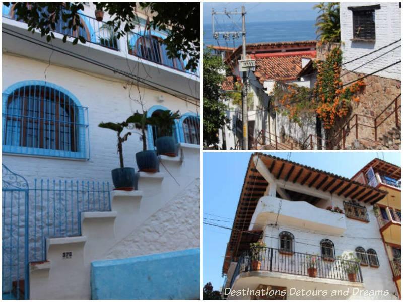 The Colourful Architecture and History of Gringo Gulch, Puerto Vallarta, Mexico: