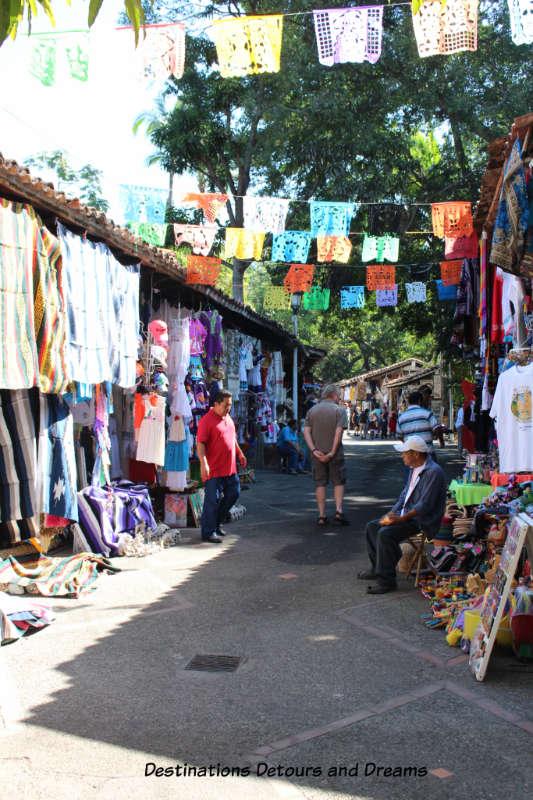 Market on Isla Cuale: Puerto Vallarta's Island Oasis