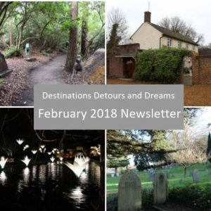 Destinations Detours and Dreams February 2018 Newsletter