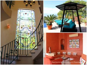 Puerto Vallarta IFC Home Tour: three spaces from the third house on the tour
