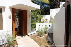 Puerto Vallarta IFC Home Tour: The oasis-like entry to house 4