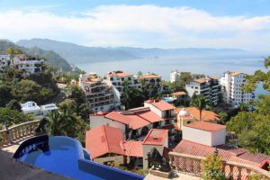 View from one of the homes on the Puerto Vallarta IFC Home Tour