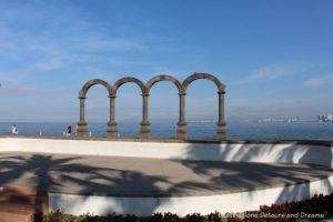 Strolling the Puerto Vallarta Malecón: Los Arcos Ampitheatre