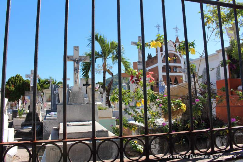 El Panteón Cemetery in Puerto Vallarta