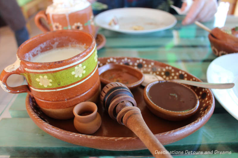 Feasting in Puerto Vallarta: Hot chocolate at ChocoMuseo