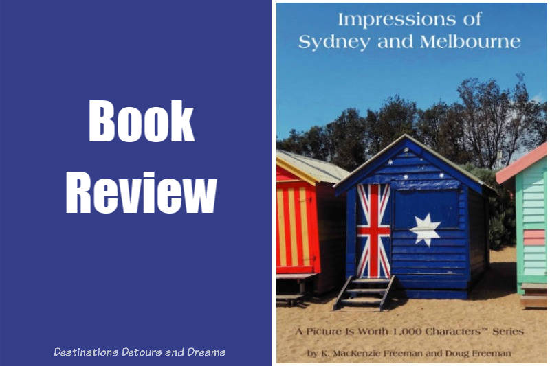 Book Review: Impressions of Sydney and Melbourne