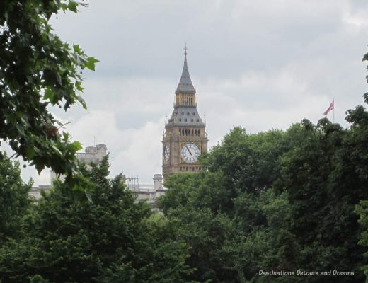 Big Ben in London - things to know when visiting England